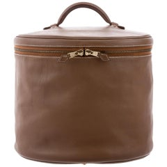 Brown Trunks and Luggage