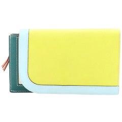 Hermes Camail Wallet Epsom Long