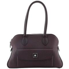 Hermes Caravas Handbag Leather 35