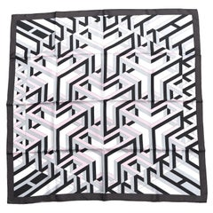 Hermes Carre Cube 2013 Scarf
