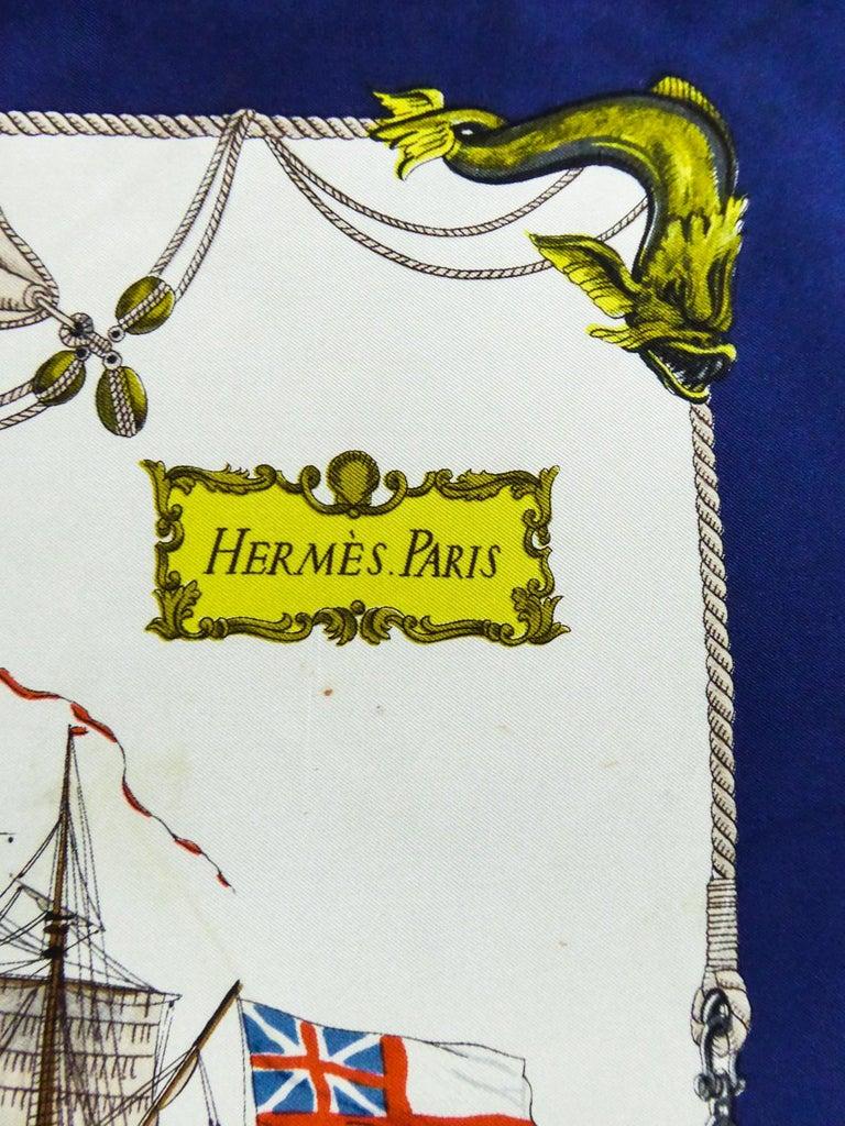 Hermès Carré or Scarf
