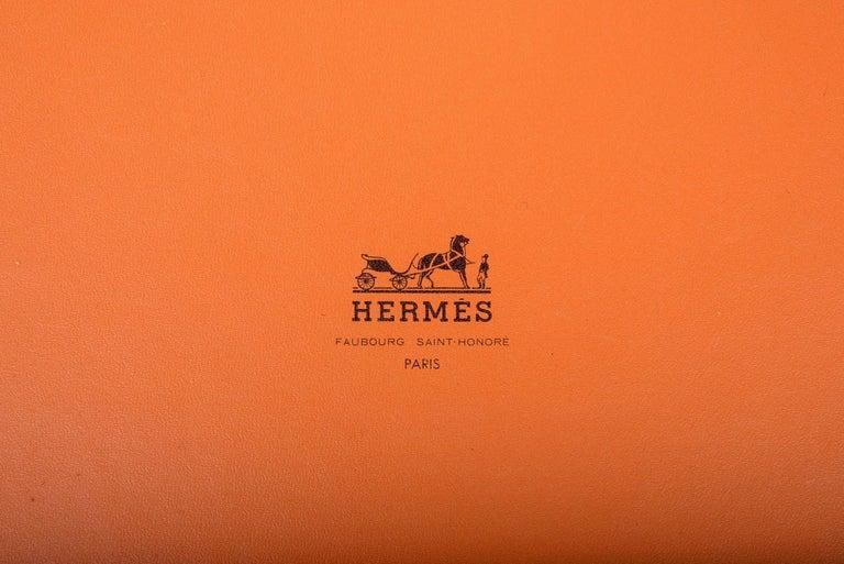 Blue Hermès Carré