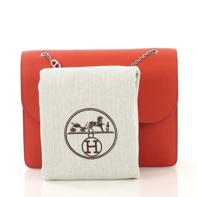 Hermes Catenina Handbag Swift Small