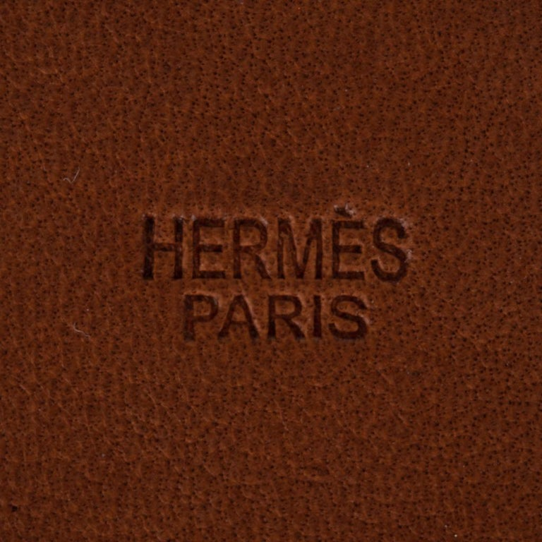 Hermes Cavales Lacquered Box Rouge H New w/ Box For Sale 3