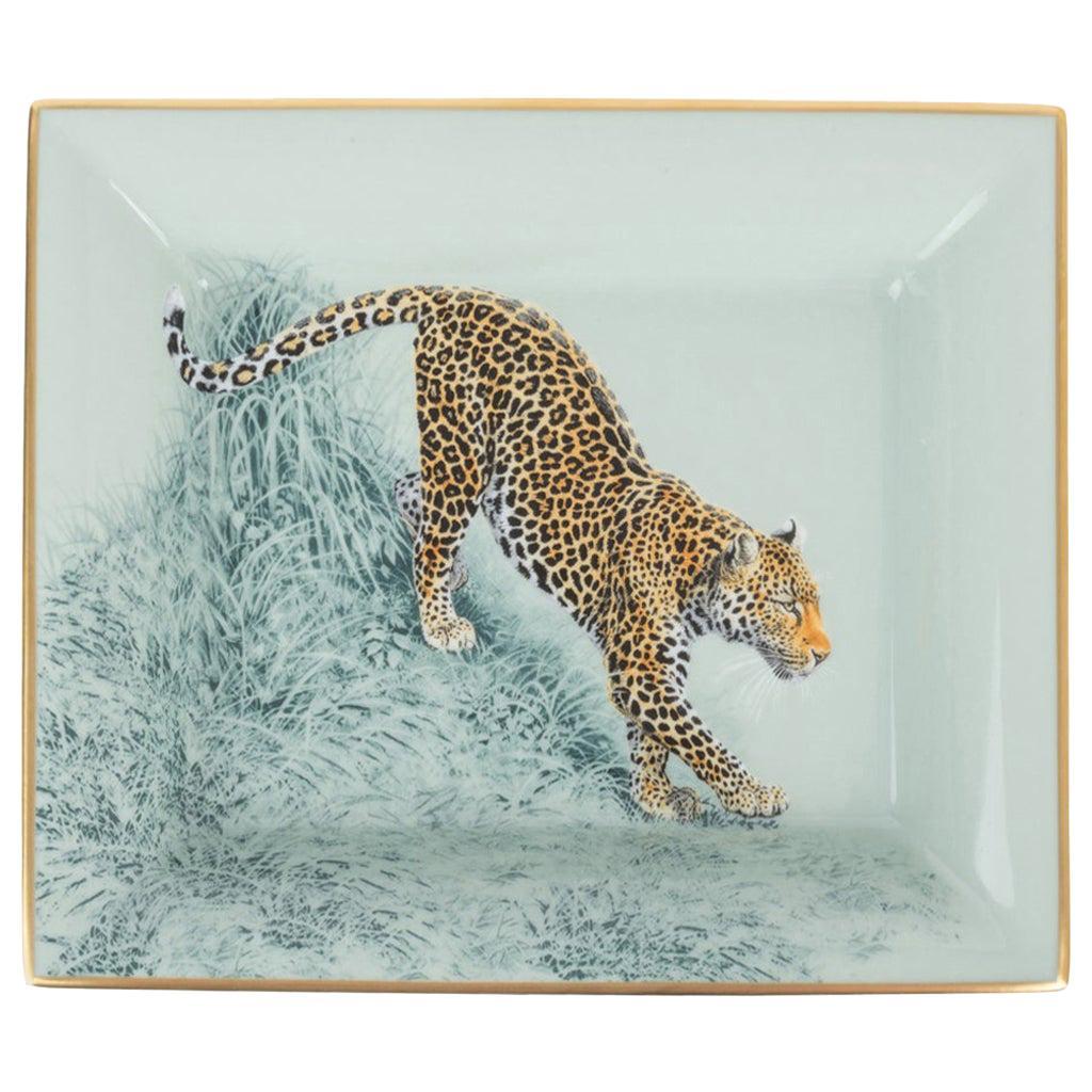 Hermes Change Tray Carnets D'Equateur Porcelain New w/Box