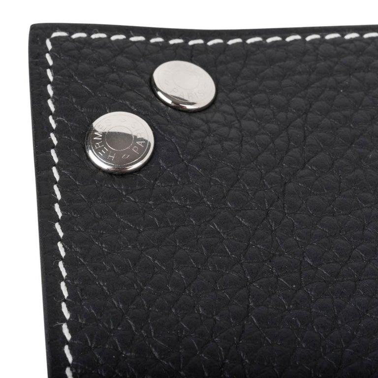 Women's or Men's Hermes Change Tray Mini Mises Et Relances Black nwt For Sale
