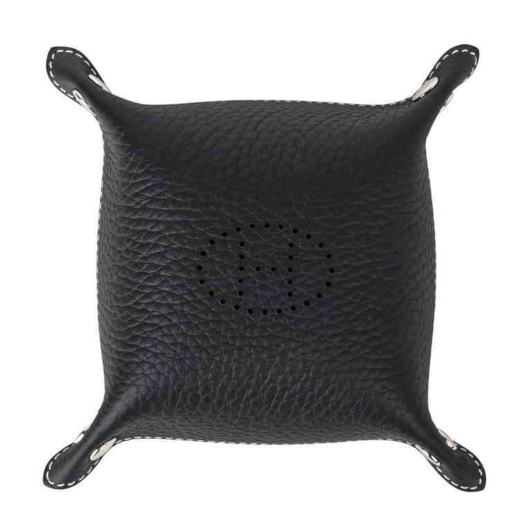 Hermes Change Tray Mini Mises Et Relances Black nwt For Sale 3