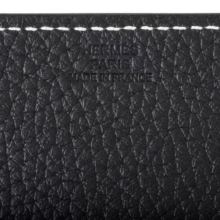 Hermes Change Tray Mini Mises Et Relances Black nwt For Sale 5
