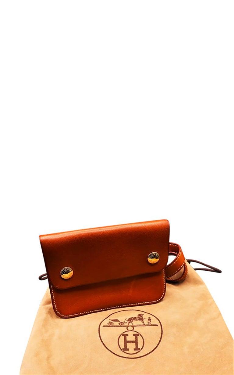 Hermès Chasse Clutch Bag 6