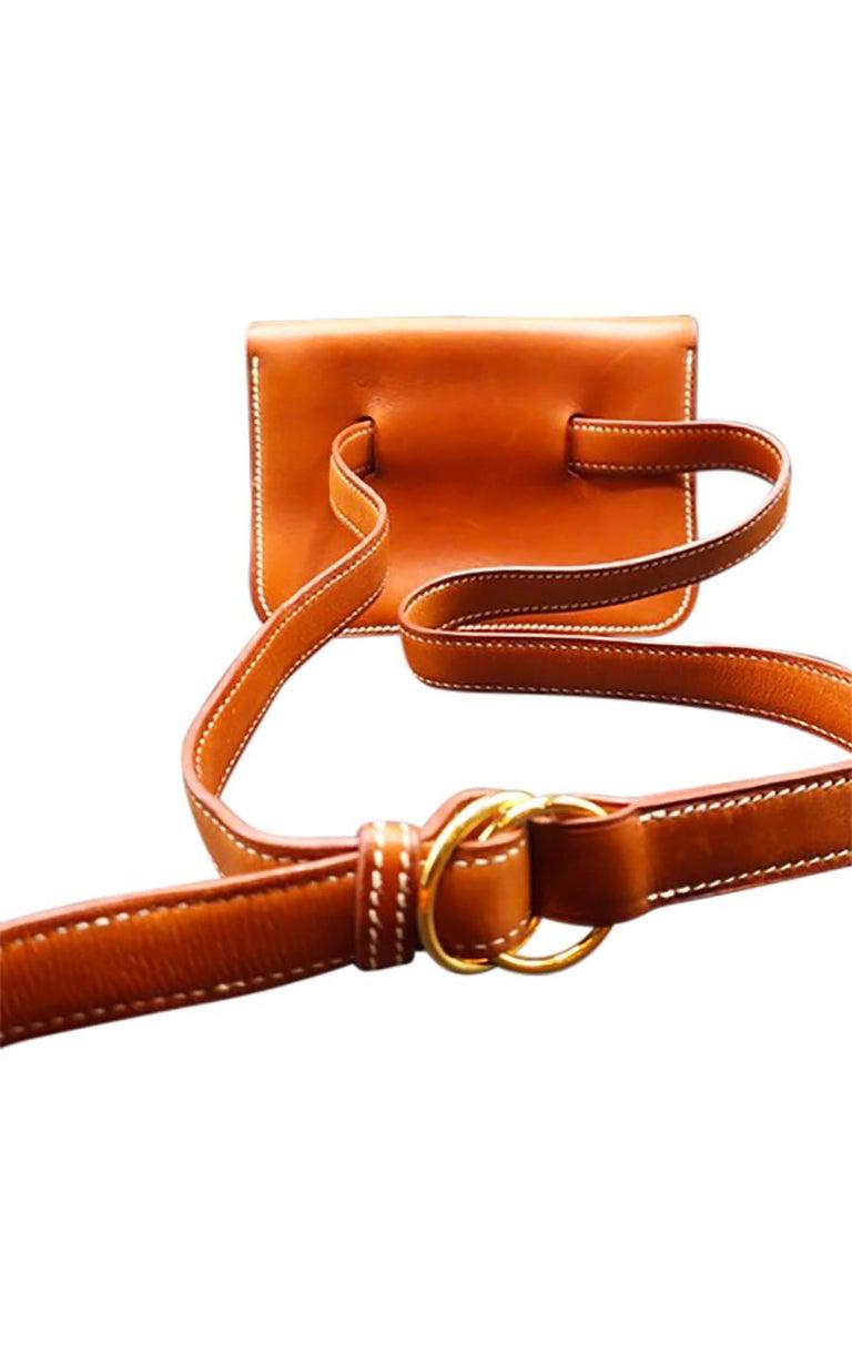 Women's Hermès Chasse Clutch Bag