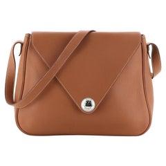Hermes Christine Handbag Leather