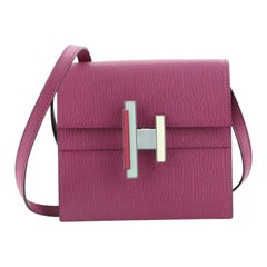 Hermes Cinhetic To Go Wallet Chevre Mysore Mini