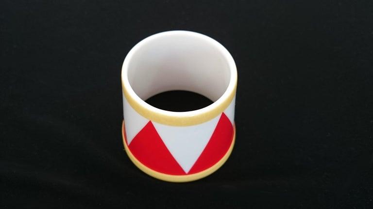 Hermès Circus Porcelain Service (6 pieces set) For Sale 8