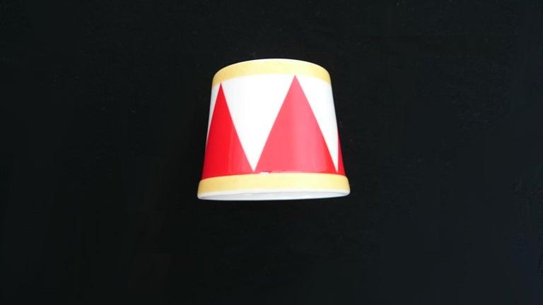 Hermès Circus Porcelain Service (6 pieces set) For Sale 9