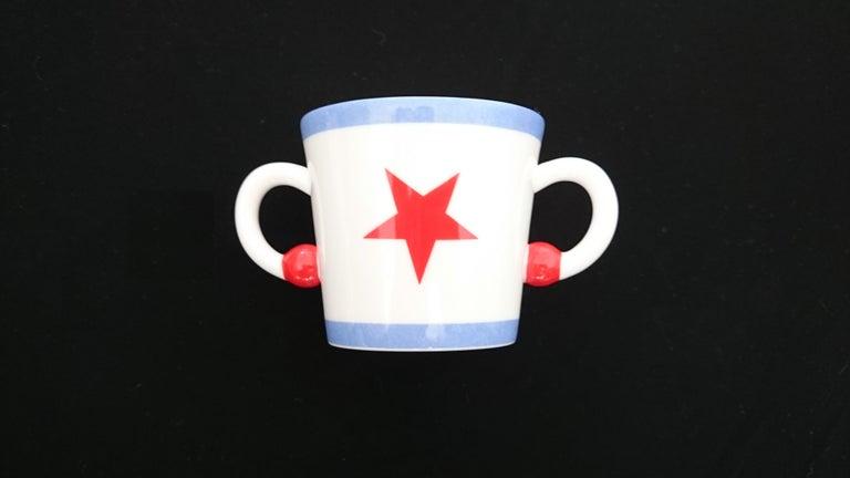 Hermès Circus Porcelain Service (6 pieces set) For Sale 12
