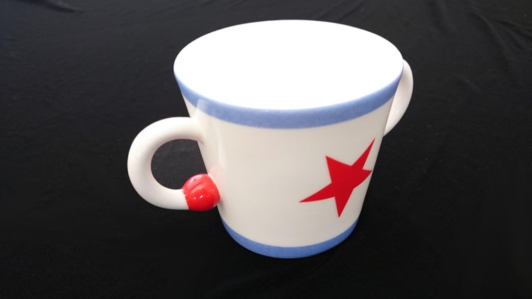 Hermès Circus Porcelain Service (6 pieces set) For Sale 13
