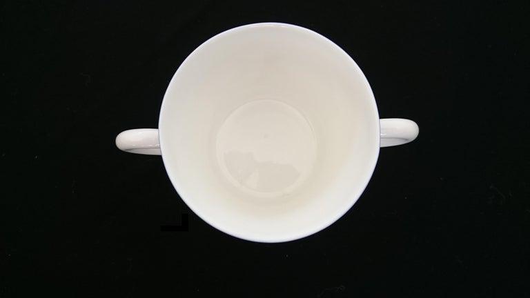 Hermès Circus Porcelain Service (6 pieces set) For Sale 14