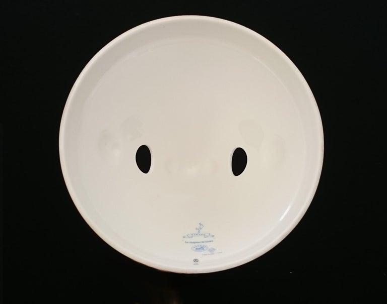 Women's or Men's Hermès Circus Porcelain Service (6 pieces set) For Sale