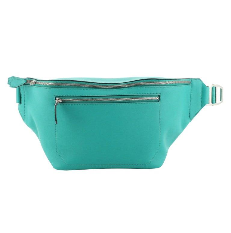 Hermes Cityslide Belt Bag Swift MM For Sale