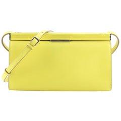 Hermes Clic-H Shoulder Bag Evercolor 21