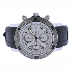 Hermes Clipper Chrono 44 Mechanical Diver's Chronograph Watch CP2.910