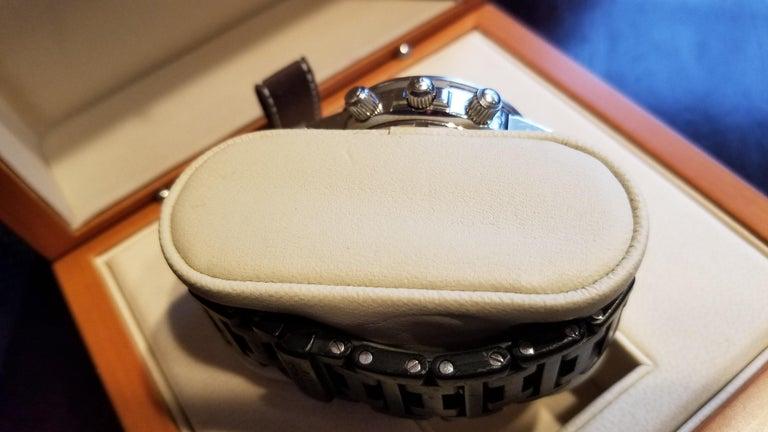 French Hermès Clipper Divers CL2.915 Chronograph Quartz Edition For Sale