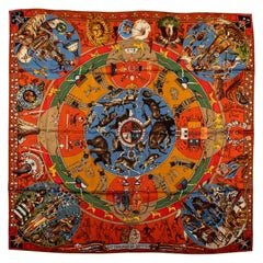 Hermès Collectible Mythologies Scarf