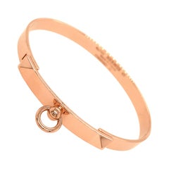 Hermes Collier de Chien Bracelet, Small Model