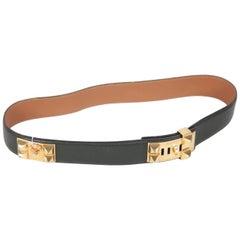 Hermes Collier de Chien CDC Medor Belt Size 74