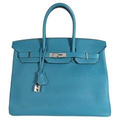 Hermès Colvert Togo Birkin 35 PHW