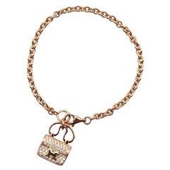 Hermès Constance Amulette Bracelet, Small Model