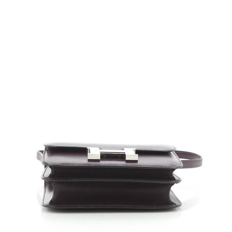 Hermes Constance Bag Box Calf 18 For Sale 1