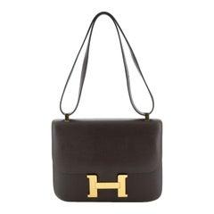 Hermes Constance Bag Courchevel 23