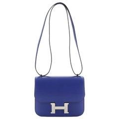 Hermes Constance Bag Tadelakt 18