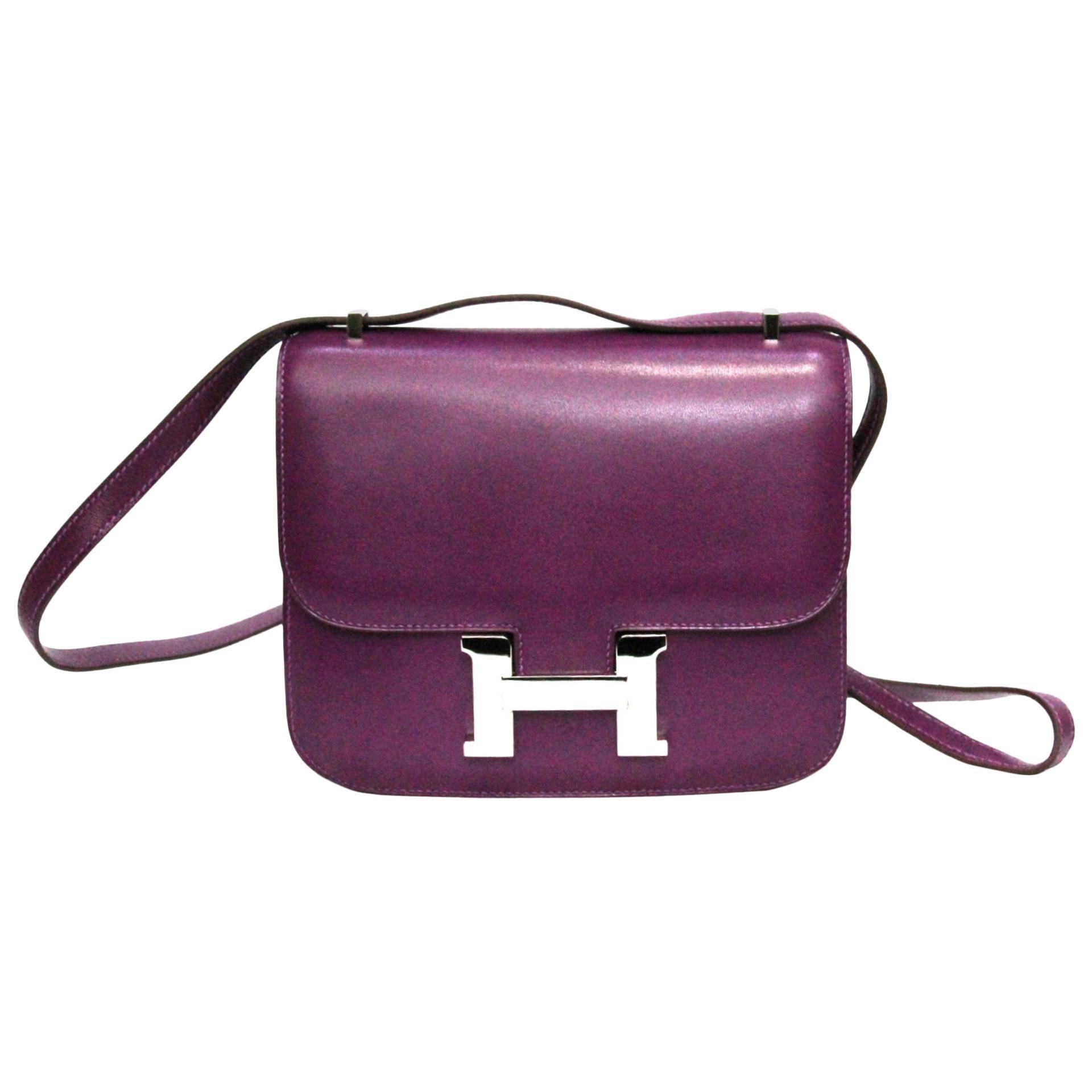 Hermès Constance Mini Anemone Bag
