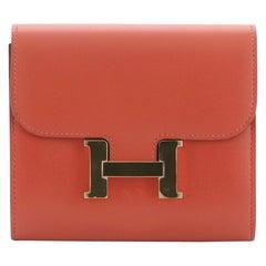 Hermes Constance Wallet Swift Compact