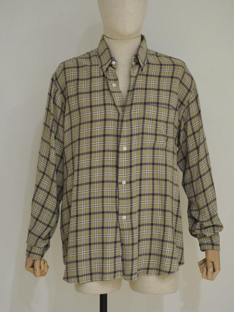 Hermes cotton shirt For Sale 5