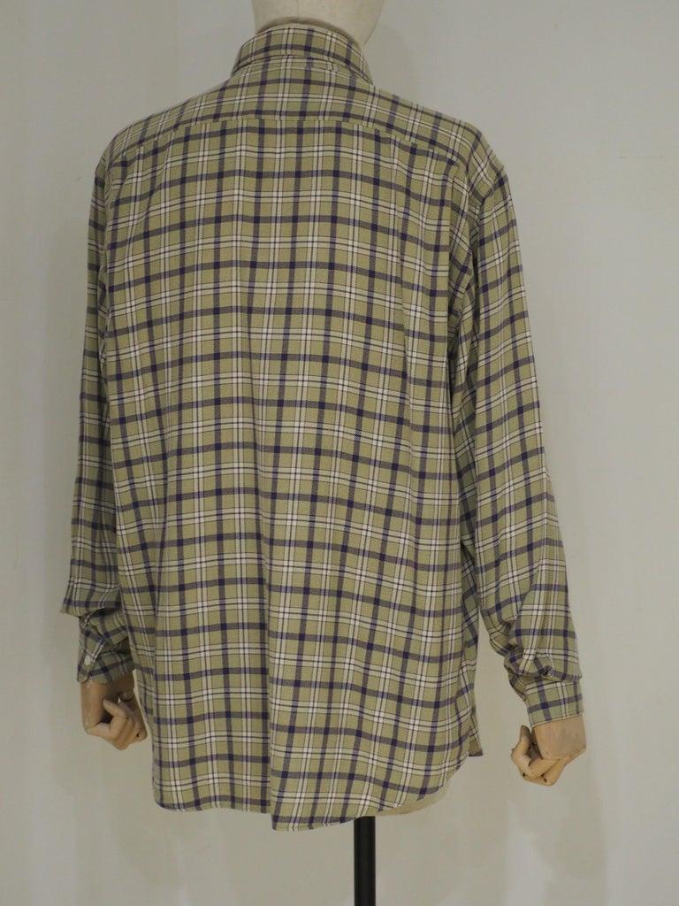 Men's Hermes cotton shirt For Sale