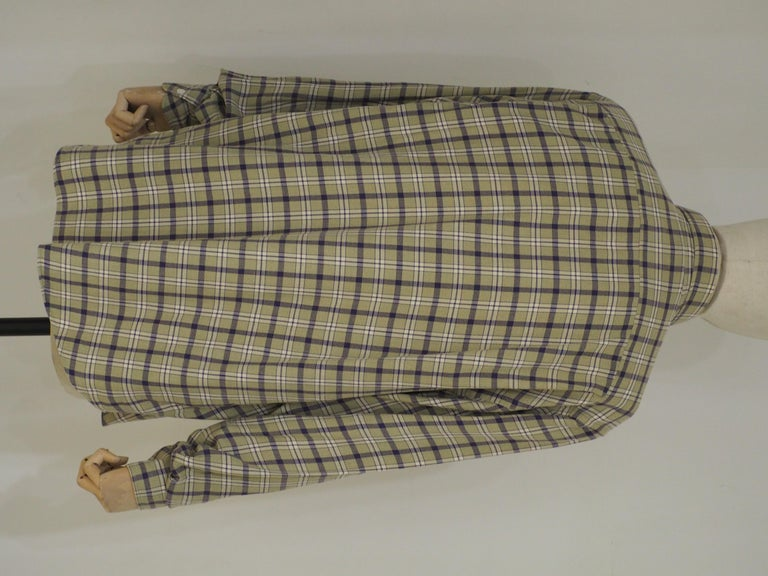 Hermes cotton shirt For Sale 1