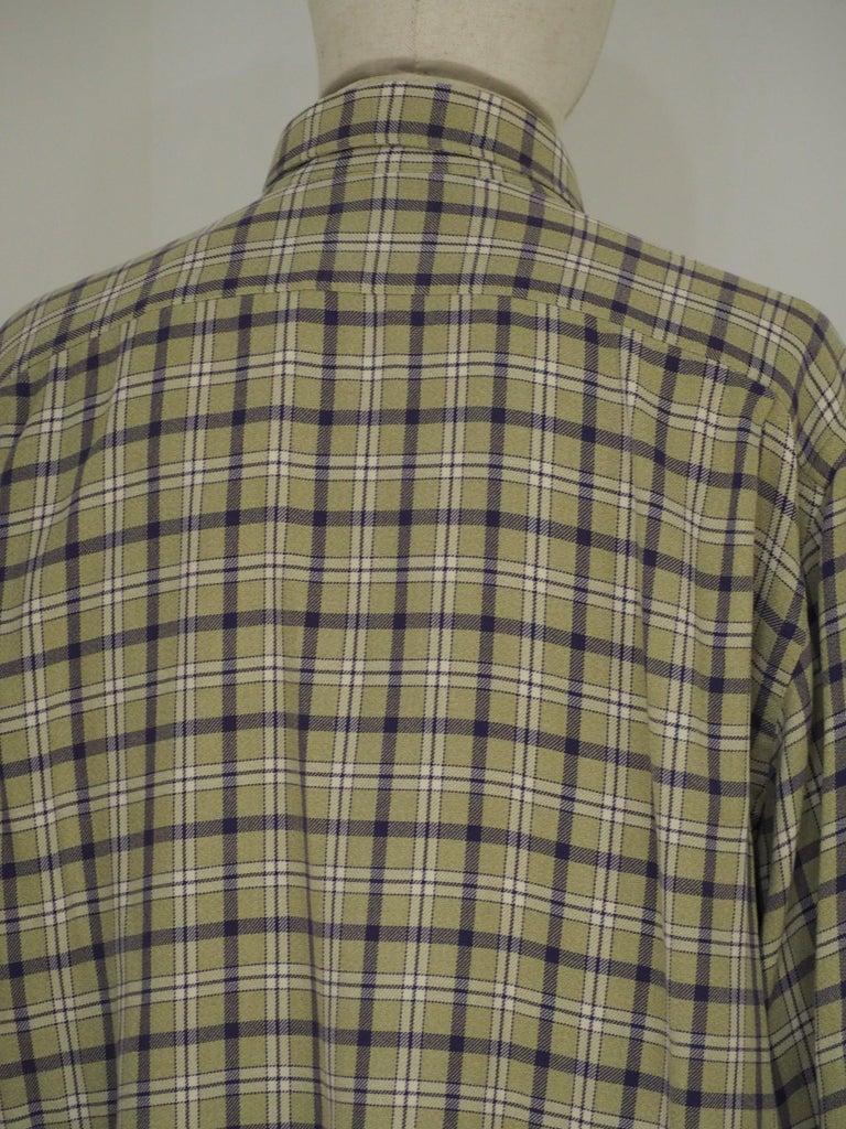 Hermes cotton shirt For Sale 2
