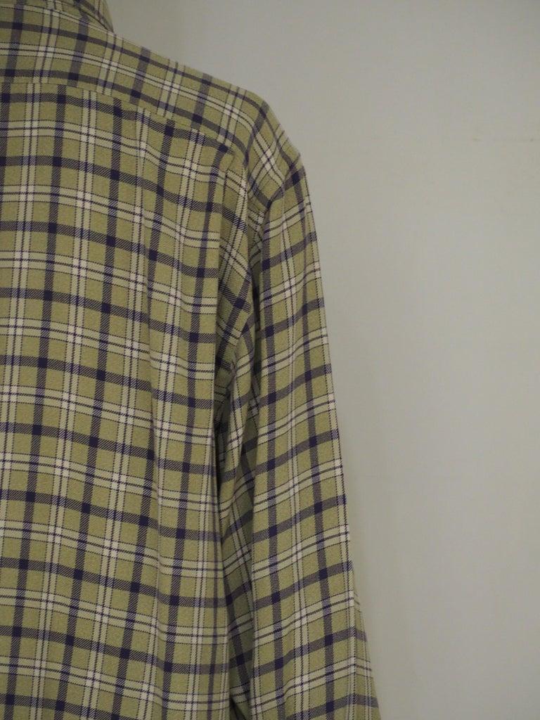 Hermes cotton shirt For Sale 3
