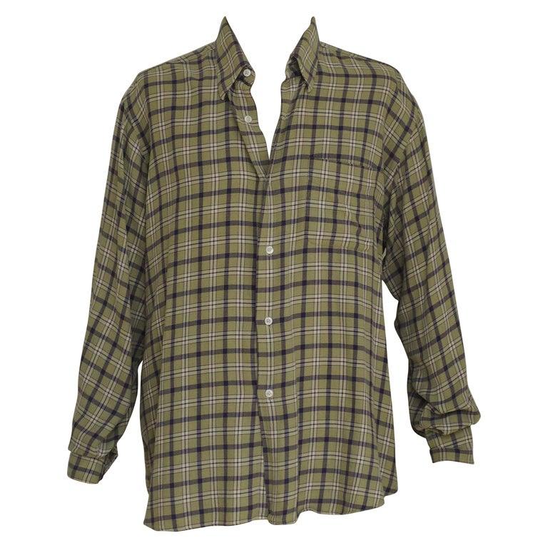 Hermes cotton shirt For Sale