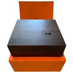 Hermes Custom Desk Top Stationary Desktop Set Limited Edition Numbered