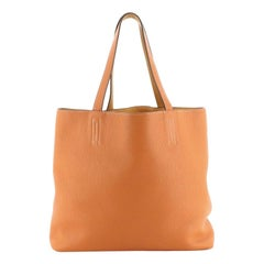 Hermes  Double Sens Tote Clemence 36