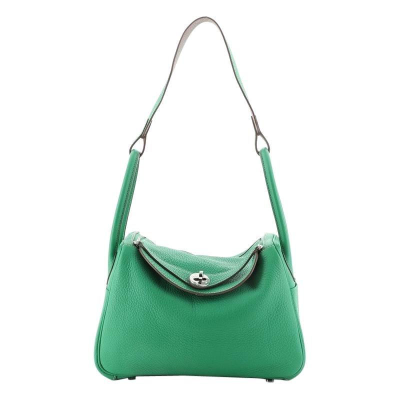 Hermes Eclat Lindy Bag Clemence 26