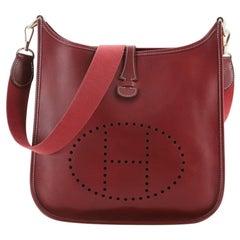 Hermes Evelyne Bag Gen I Box Calf PM