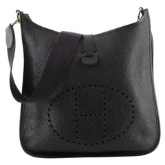 Hermes Evelyne Bag Gen I Clemence GM