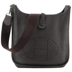 Hermes Evelyne Bag Gen I Clemence PM
