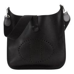 Hermes Evelyne Bag Gen I Epsom GM