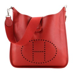 Hermes Evelyne Bag Gen I Epsom PM